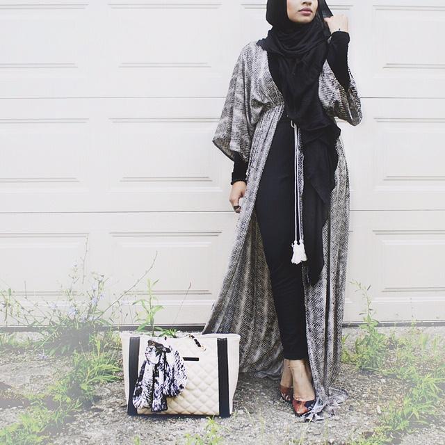 Bayan Maxi Kaftan at Ahfif.com