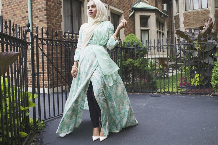 Ruma x Ark & Co Wrap Around Dress